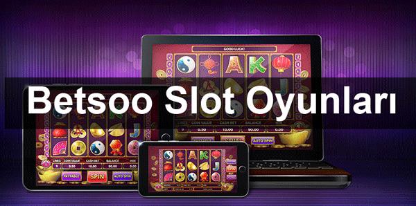 En güncel slot oyunları Betsoo bahis sitesinde sizlerle!